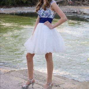 Cinderella homecoming dress